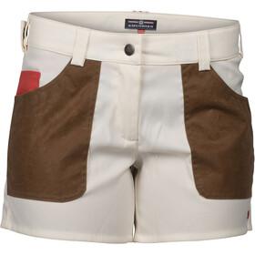 "Amundsen Sports W's Field 5"" Shorts offwhite/tan"